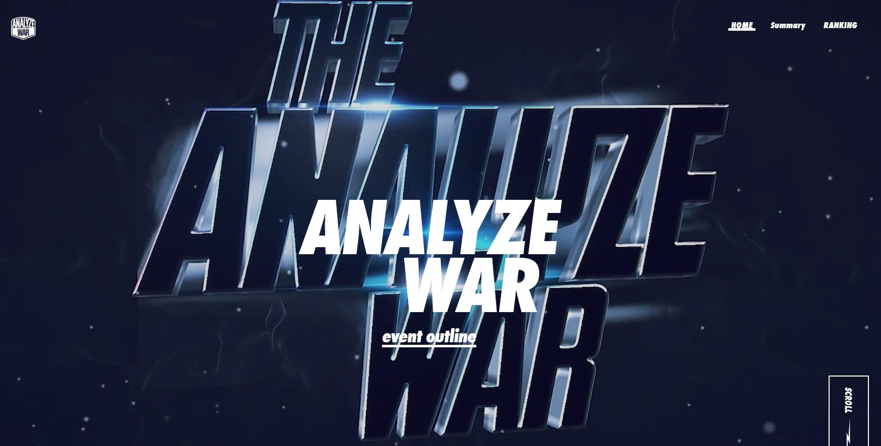 ANALYZE WAR(アナライズ・ウォー)